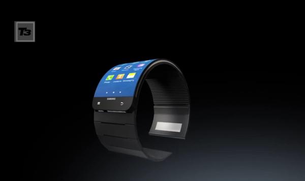 Возможный коцепт Samsung Galaxy Gear