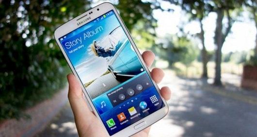 Небольшой обзорчик Samsung Galaxy Mega 6.3