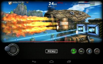 Sine Mora - потрясающий скролл-шутер для Samsung Galaxy