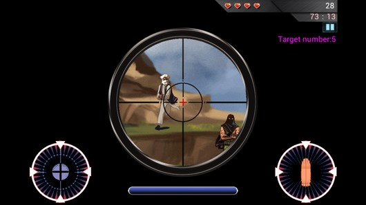 Sniper: Death Shooting – меткий глаз