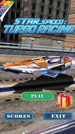 Star Speed: Turbo racing – футуристические гонки