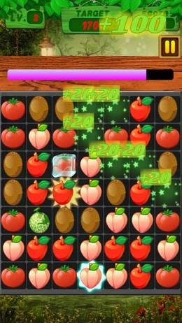 Swiped Fruits – уничтожаем фрукты для Android