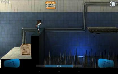 Telekinesis Kyle - приключение мальчика телепата, Головоломка для Samsung Galaxy