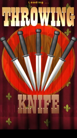 Throwing Knife – метаем ножи для Android