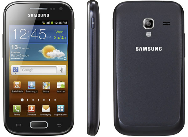 Смартфона Samsung Galaxy Ace 3 - младшая линейка Samsung Galaxy