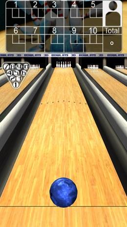 3D Bowling – симулятор боулинга
