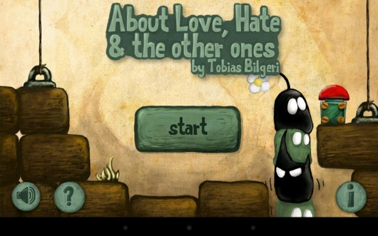 About Love, Hate and the other ones головломка для Samsung Galaxy