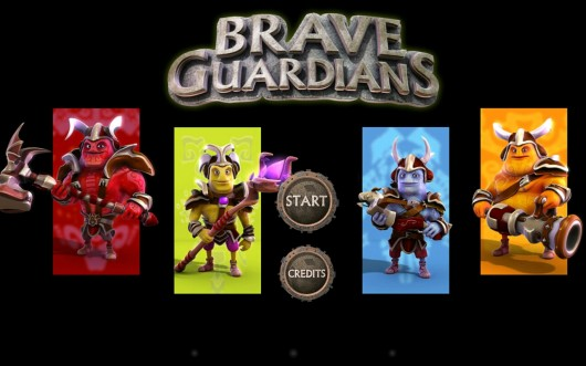 Brave Guardians - необычный Tower Defense для Samsung Galaxy