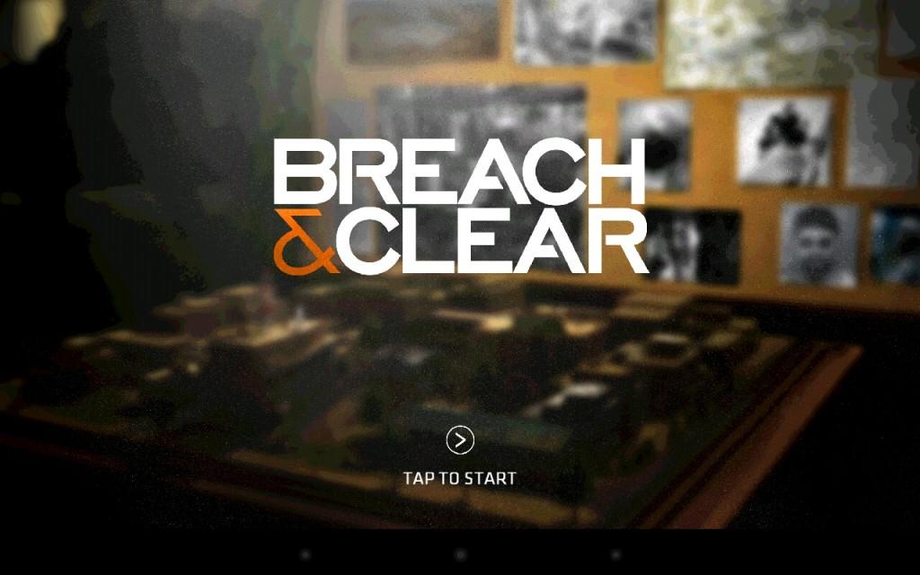 Breach & Clear - тактический шутер для Samsung Galaxy