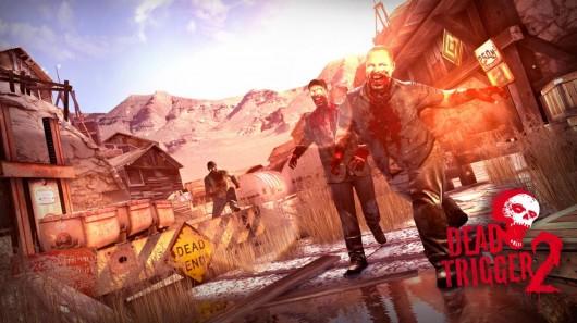 Dead Trigger 2 - интересные подробности и скриншоты
