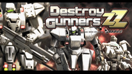 Destroy Gunners ZZ – битвы роботов