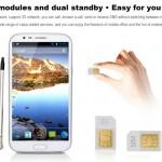 Dual SIM Galaxy Note 3