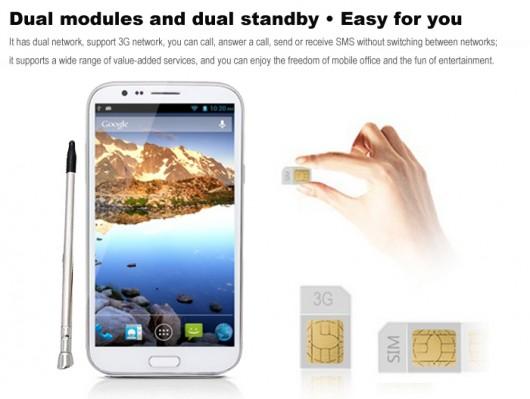 Samsung выппустит модификацию Galaxy Note III c поддержкой двух SIM-карт