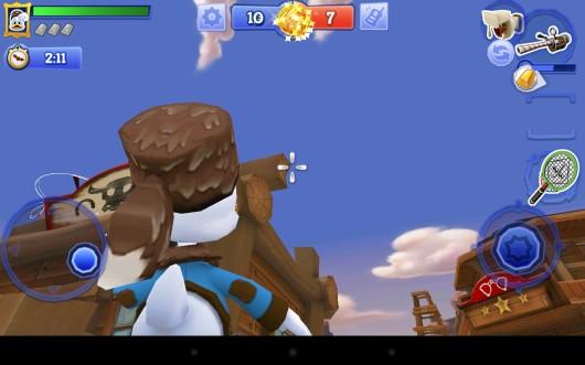 DuckTales: Scrooge's Loot - онлайн шутер от Disney на Samsung Galaxy