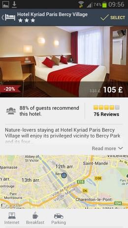 Expedia Hotels & Flights – поиск отелей и билетов
