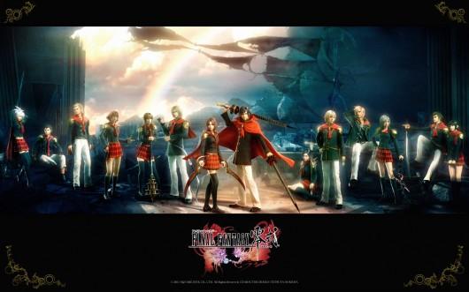 Final Fantasy Agito появится на Android уже этой зимой