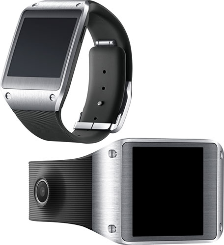 Samsung уже работает над Galaxy Gear 2