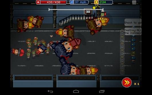 Infectonator Hot Chase - зарази весь мир. Ранер для Samsung Galaxy