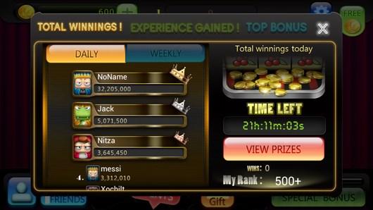 Jackpot Slots Club – клуб джекпота