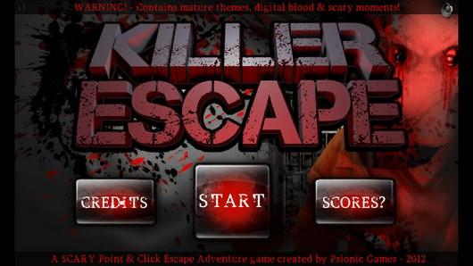 Killer Escape – побег из заточения