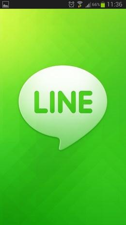 LINE – менеджер общения