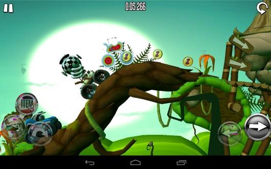 Motoheroz - безумные гонки для Samsung Galaxy