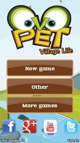 OVOpet Village Life – питомец-трудяга