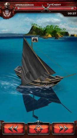 Pirate of the Caribbean – морские волки