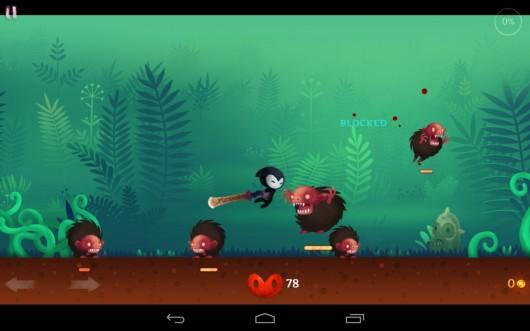Reaper - динамичное RPG для Samsung Galaxy