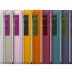 Видео работы Galaxy Note 3 с кейсом S View Cover