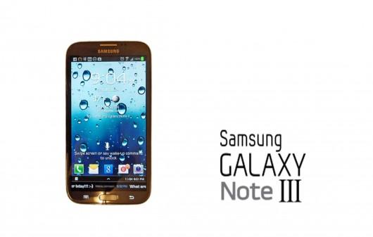 Еще одна модификация Galaxy Note 3 может получить гибкий экран