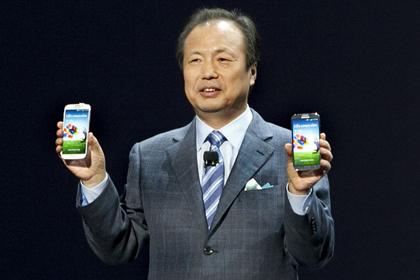 Samsung планирует использовать 64-разрядные процессоры