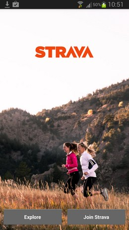 Strava Run – беговой трекинг