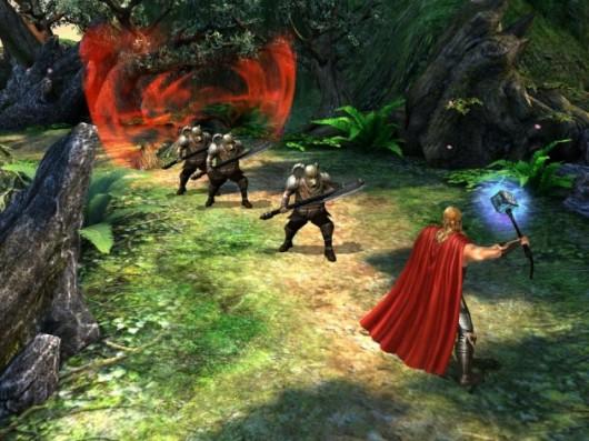 Thor: The Dark World - еще одна игра Gameloft по мотивам фильма