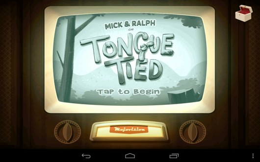 Tongue Tied! - две собаки и один язык на Samsung Galaxy