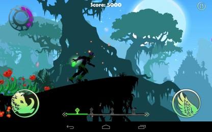 Totem Runner - увлекательный и красочный ранер для Samsung Galaxy