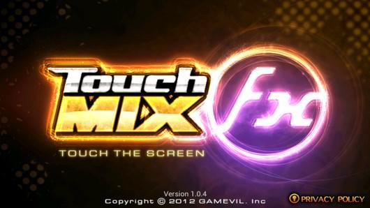 TouchMix FX – музыка души