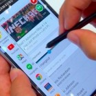 Работа с Samsung Galaxy Note 3 с помощью S Pen