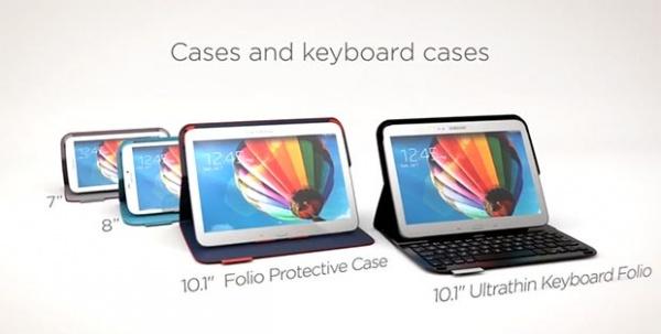 Logitech начала производство защищенных чехлов для Samsung Galaxy Tab 3
