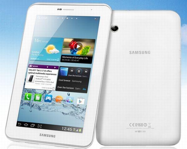 Samsung обогнал Apple по продажам планшетов