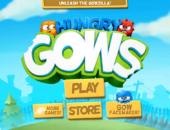 Hungry Gows – уничтожение инопланетян