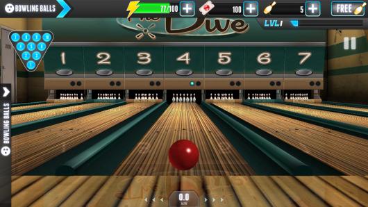 PBA Bowling Challenge – реалистичный боулинг
