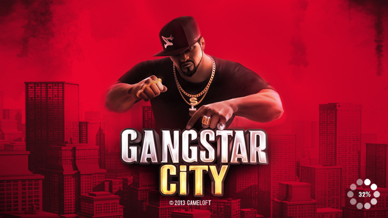 Gangstar City – бандитский заговор