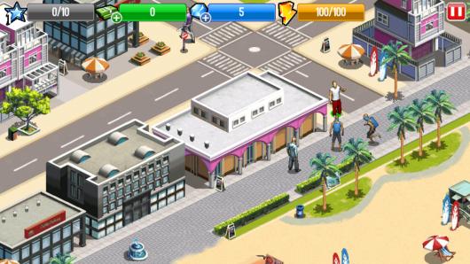 Gangstar City – бандитский заговор