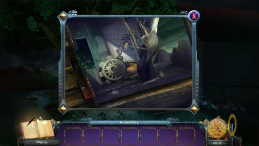 Time Relics: Gears of Light – старая башня