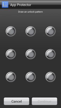 App Protector – защита приложений