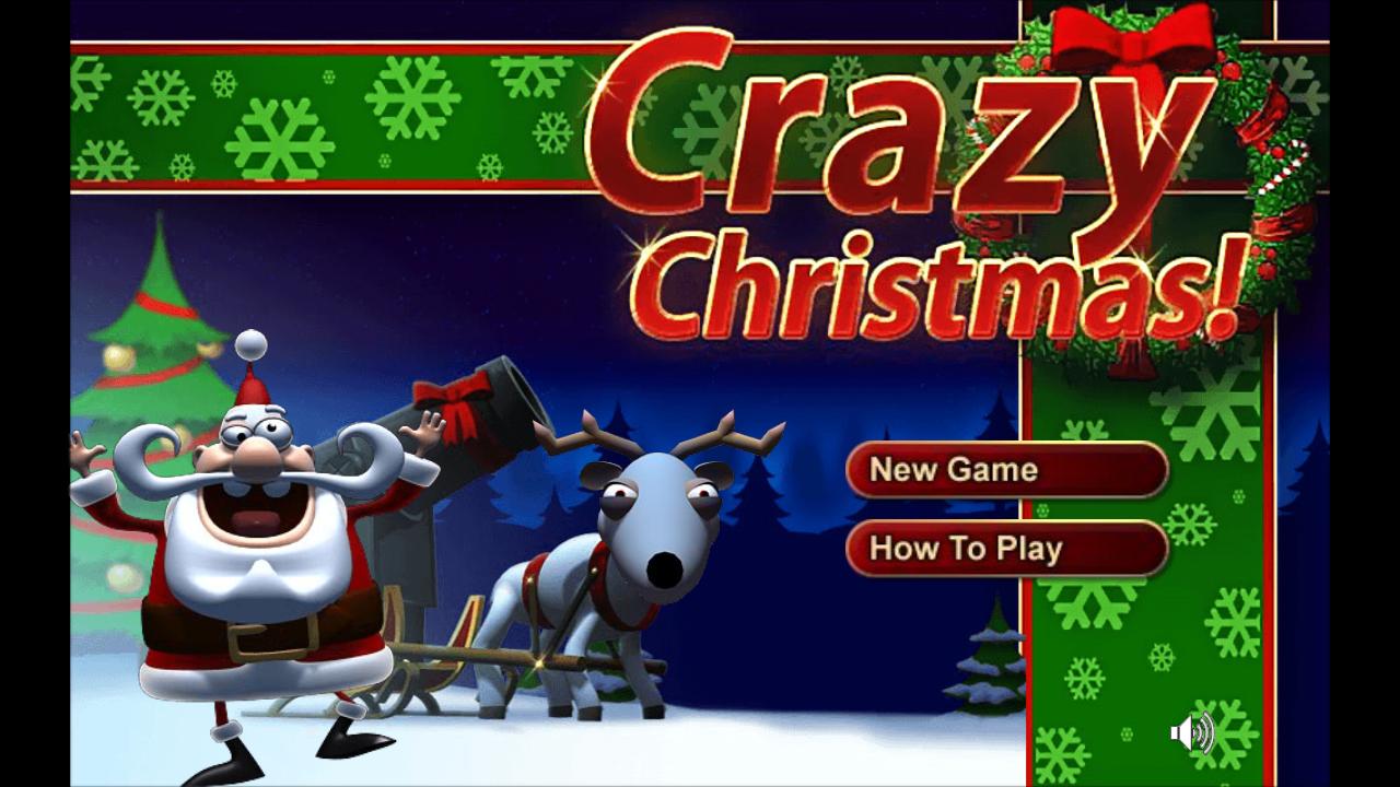 Crazy Christmas – предновогодняя история