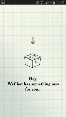 WeChat – интернет общение для Android