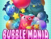 Bubble Mania – котенок с шариками