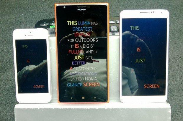 Тест дисплеев Nokia Lumia 1520 и Galaxy Note 3